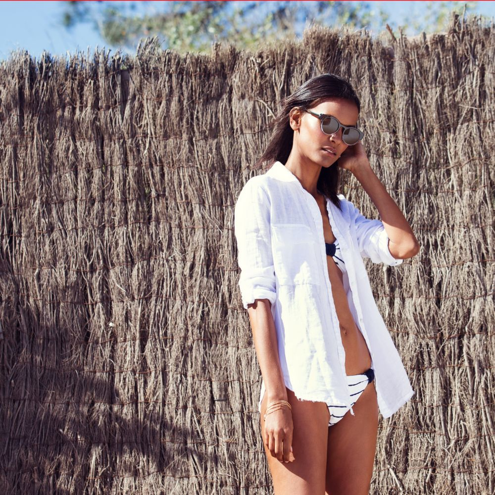 Foto de The Outnet colección verano 2015 con Liya Kebede (11/15)
