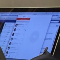 Imagen de la semana: ¿Es este el cliente oficial de Facebook Messenger para Mac?