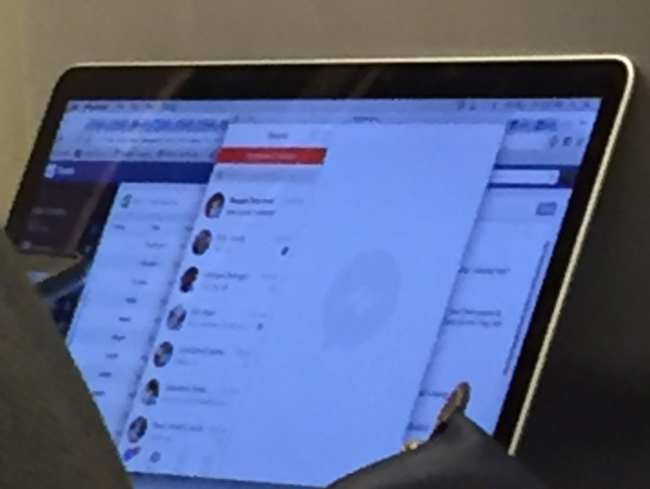 Facebook Messenger Mac