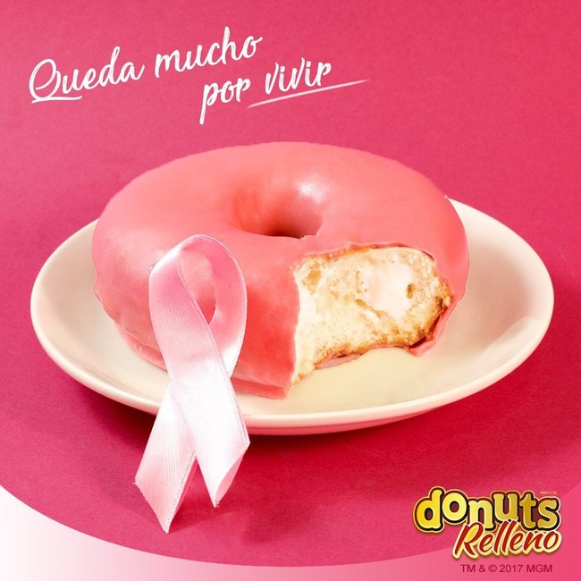 Donut Cancer Mama
