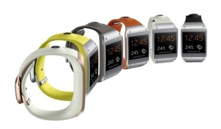 Samsung Galaxy Gear, toda la información del nuevo smartwatch Android de Samsung