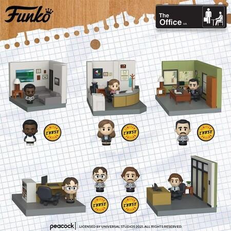 Funko Mini de The Office en México