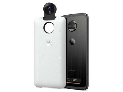 360 Cámara Moto Mod, el accesorio que permite grabar a 4K en 360 grados