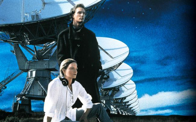 Robert Zemeckis: 'Contact', mirar a las estrellas