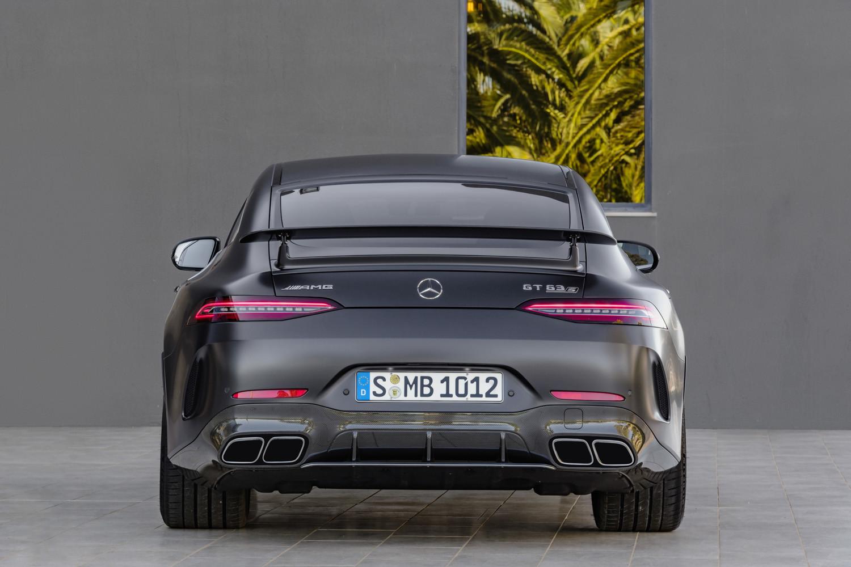 Foto de Mercedes-AMG GT (4 puertas) (35/40)