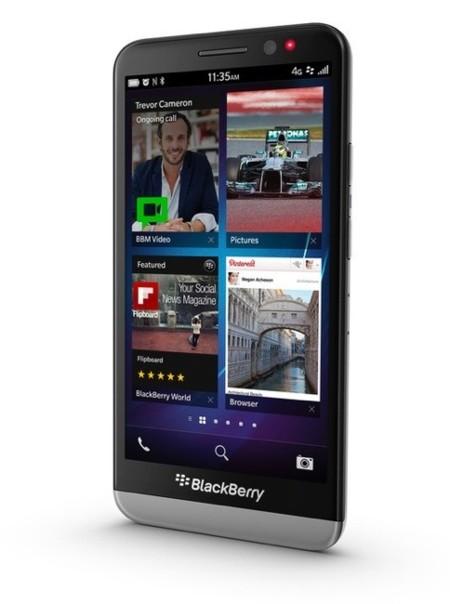 BlackBerry Z30, toda la información