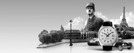 La hora de la Historia: reloj LIP Charles de Gaulle
