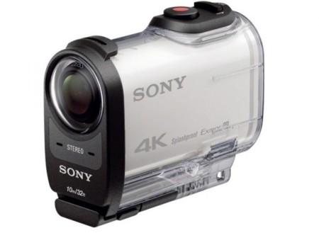 Las cámaras de acción de Sony también se pasan al 4K