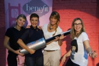 Las sonrisas solidarias de Benefit Cosmetics y Sephora
