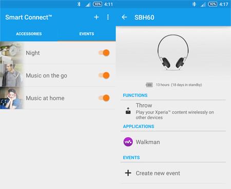 Android P te dejaría abrir una app tras conectar cierto
