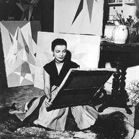 La pintura como campo experimental, de Lygia Clark: una exposición imprescindible del Museo Guggenheim de Bilbao