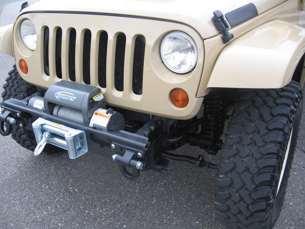 Foto de Jeep Wrangler JT Concept (10/33)
