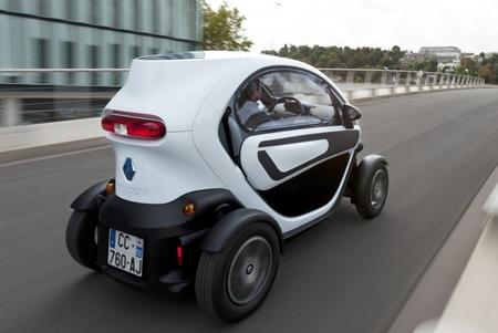Renault presenta oficialmente en París el accesorio de ventanillas para el Twizy
