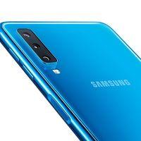 El Samsung Galaxy A50 con triple cámara y notch parece cada vez más real