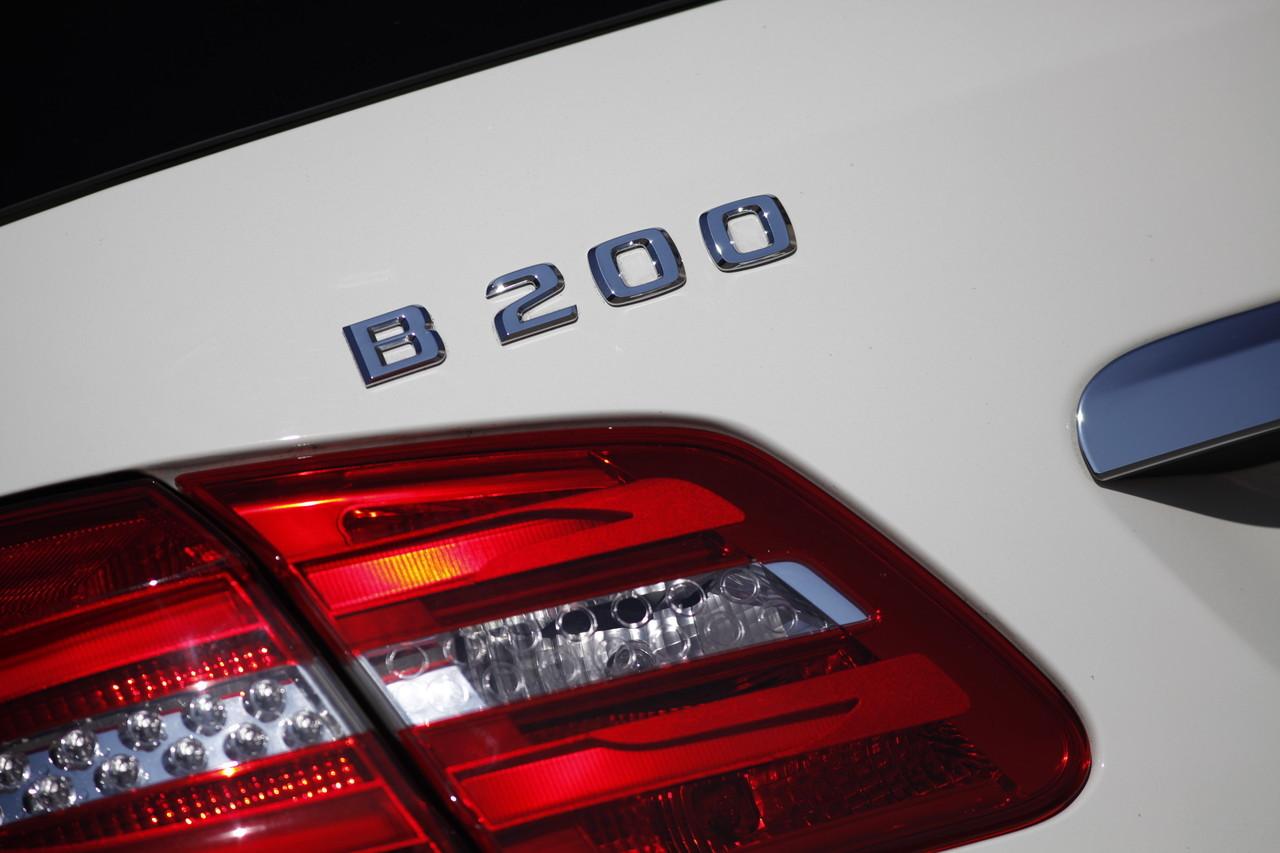 Foto de Mercedes-Benz Clase B (13/104)