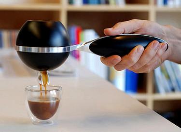 Mypressi Twist, la primera cafetera espresso portátil