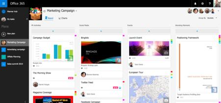 Así es Planner, el nuevo organizador de tareas de Microsoft
