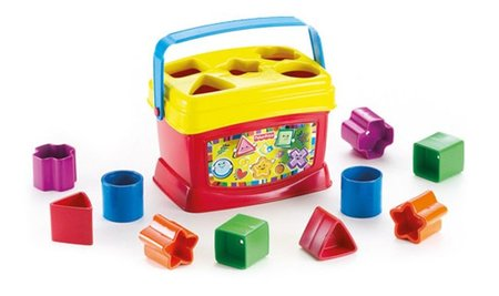 Bloques infantiles Fisher-Price 3
