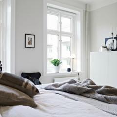 Foto 3 de 4 de la galería espacios-que-inspiran-un-dormitorio-en-blanco-y-azul-marino en Decoesfera