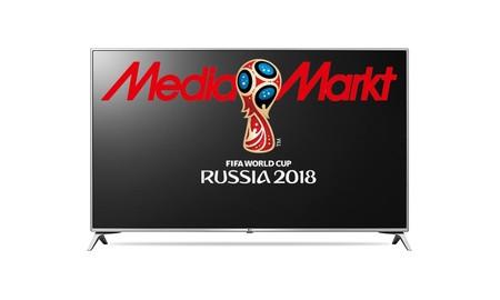 Aún estás a tiempo: 10 TVs rebajadas en Mediamarkt para disfrutar a tope el Mundial