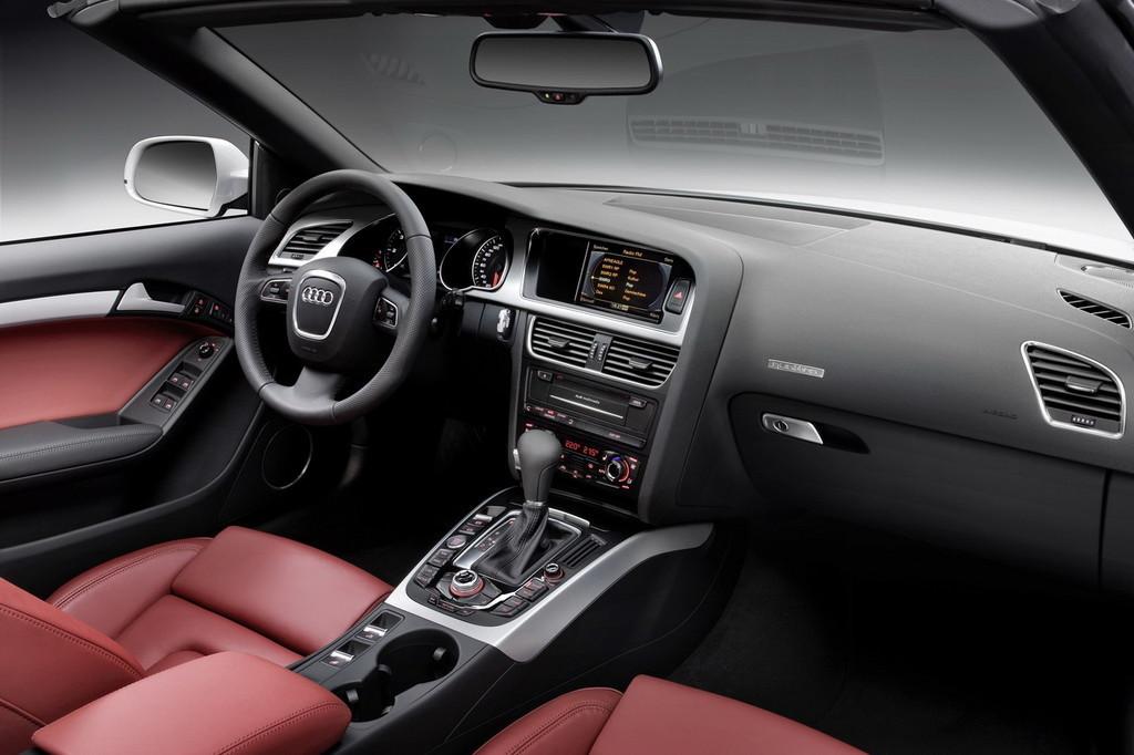 Foto de Audi A5 Cabrio (43/45)