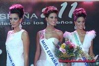 Y la nueva Miss España 2011 es... Andrea Huisgen Serrano, Miss Barcelona