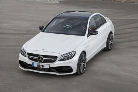Mercedes-AMG C 63, más bestia gracias a VÄTH