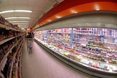 Las velocidad lógica de las cajas del supermercado