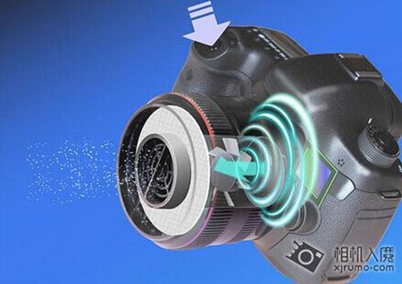 Ya podemos eliminar el polvo del sensor de las DSLR de Canon con este interesante aspirador