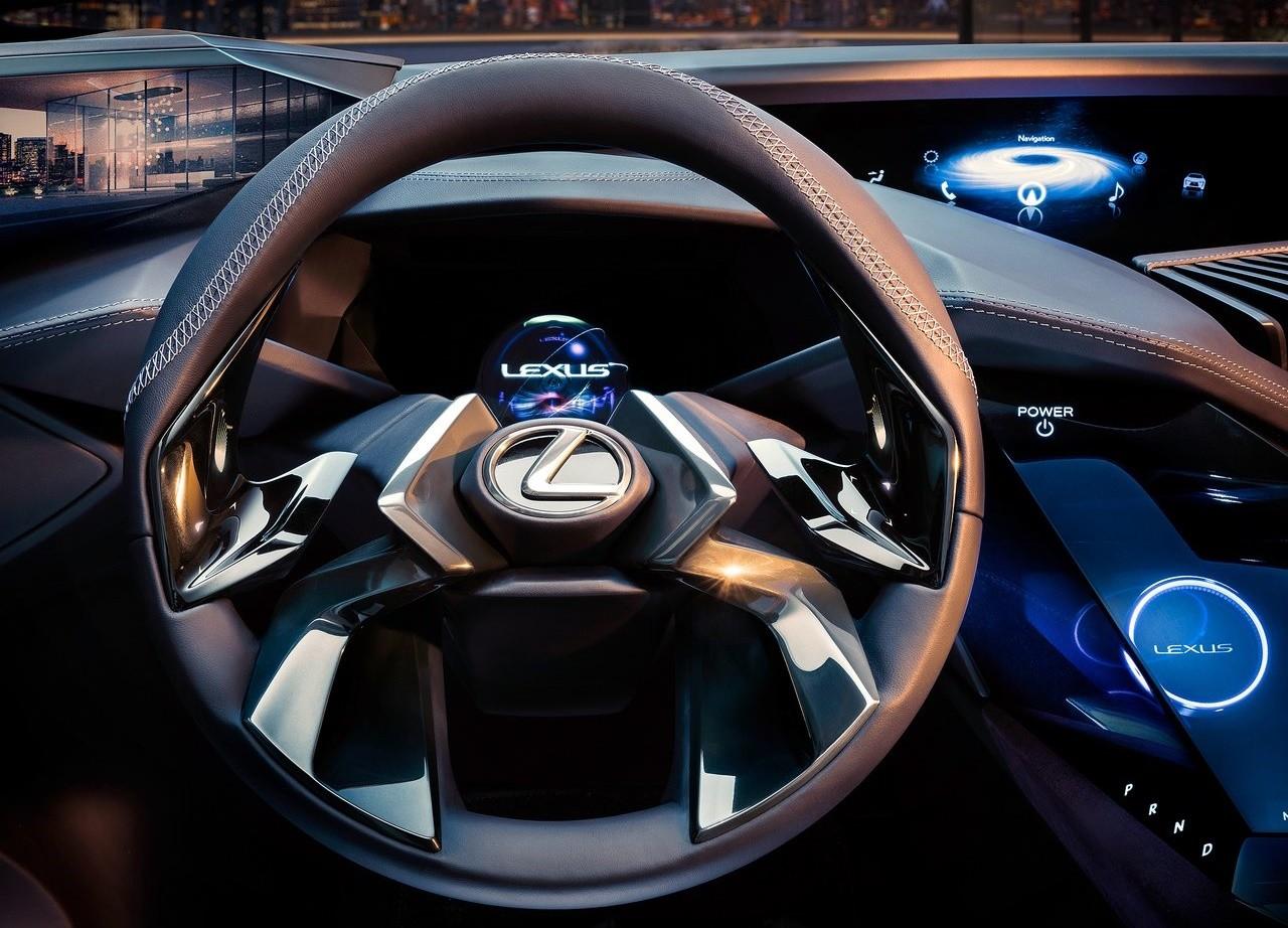 Foto de Lexus UX Concept (1/17)