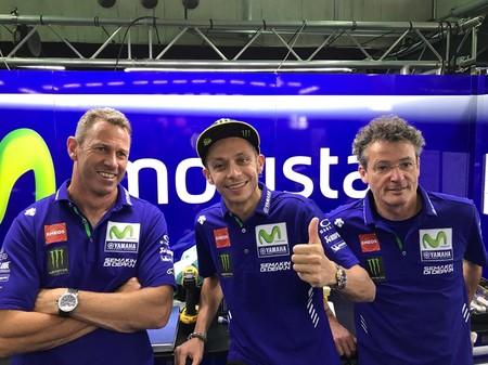 Valentino Rossi Motogp Aragon 2017