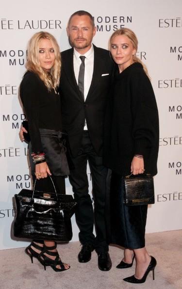 Glamour y mucha clase en el sarao de Estée Lauder en el Guggenheim