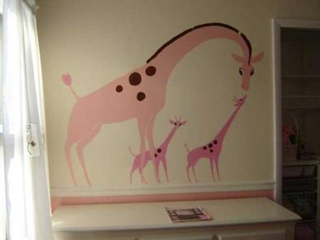 Pon un grafiti en las paredes de tu casa pinta un mural for Como dibujar un mural en la pared
