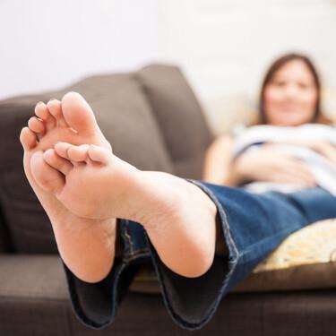 Consejos para evitar el dolor y las molestias en los pies durante el embarazo