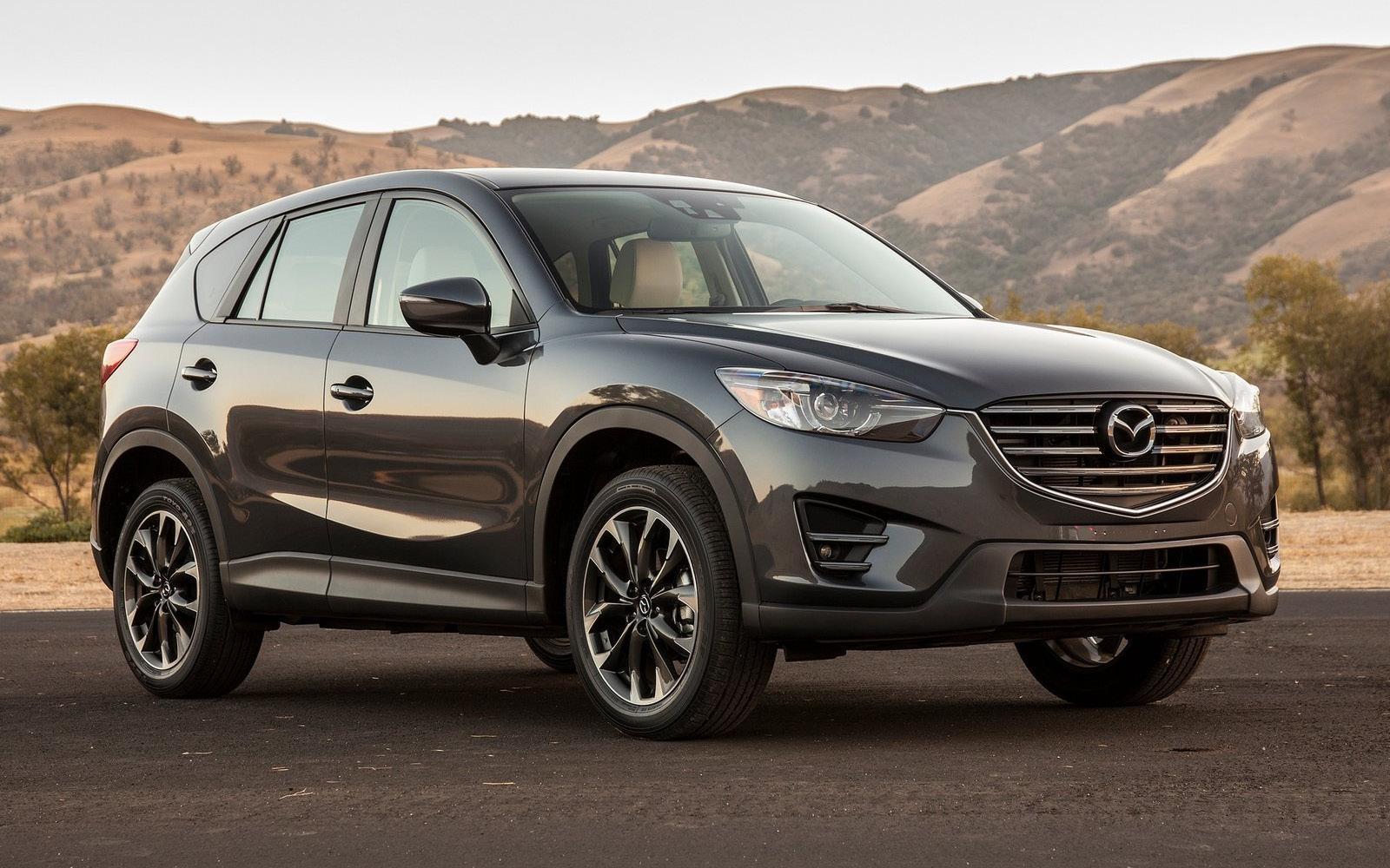 Foto de Mazda CX-5 2016 (1/20)