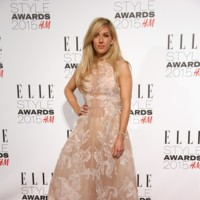 Ellie Goulding de Alberta Ferretti