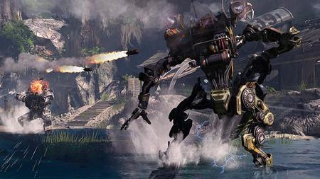 Titanfall para Xbox 360 se retrasara hasta Abril