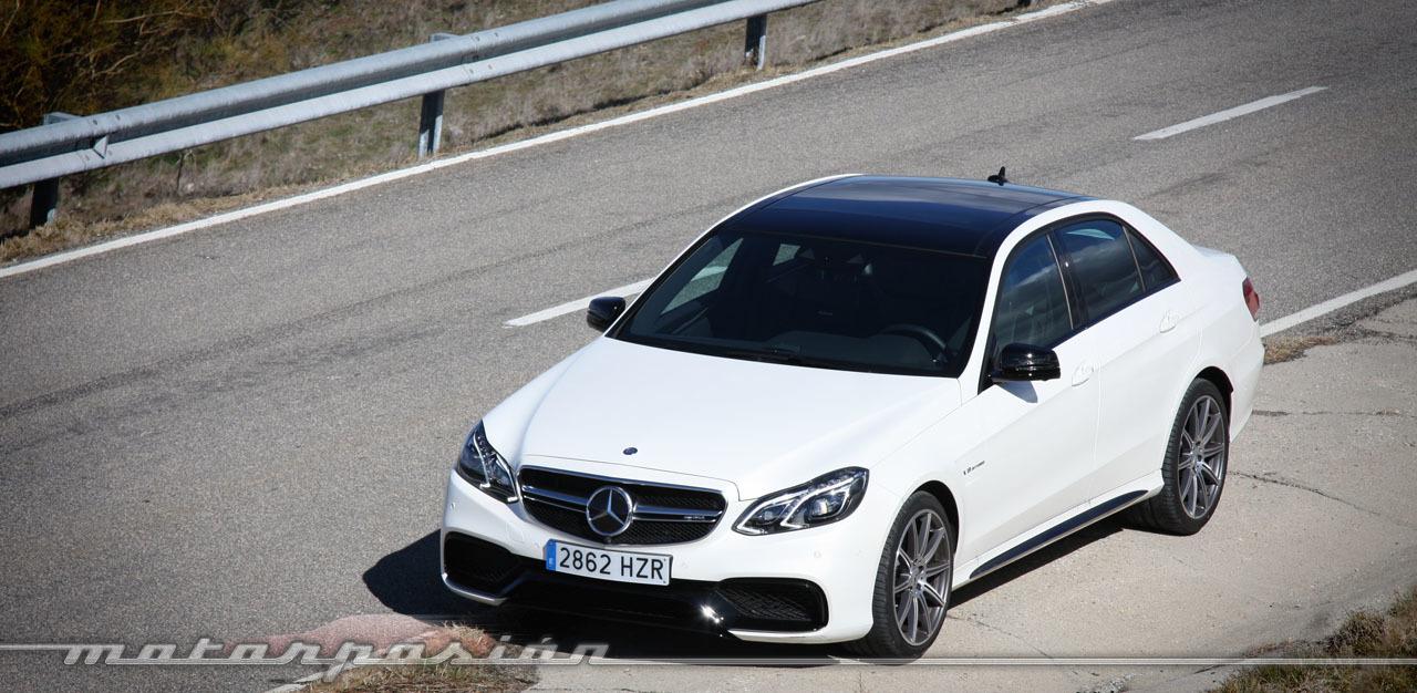 Foto de Mercedes-AMG E 63 4Matic (prueba) (14/42)
