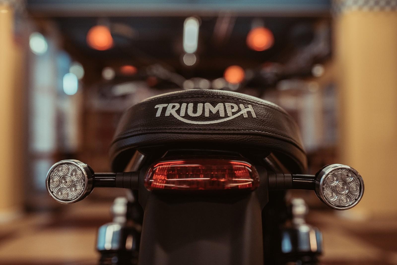 Foto de Triumph Bonneville T120 Ace y Diamond Edition 2019 (15/26)