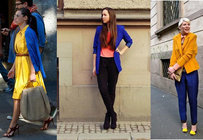 Foto de Tendencias Otoño-Invierno 2011/2012: continúa la moda del color block (15/15)