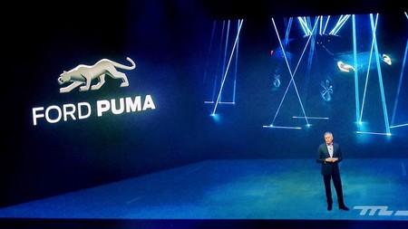 Ford Puma 2020 Teaser