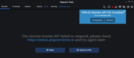 Una buena noticia para los torrents: Popcorn Time vuelve a la carga