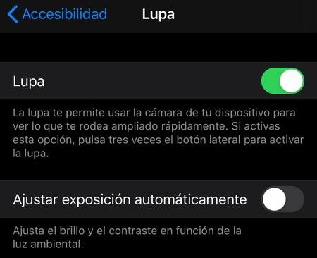 Lupa Iphone