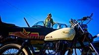 Cappuccino vs Nancheng, o motos y aviones de hélice