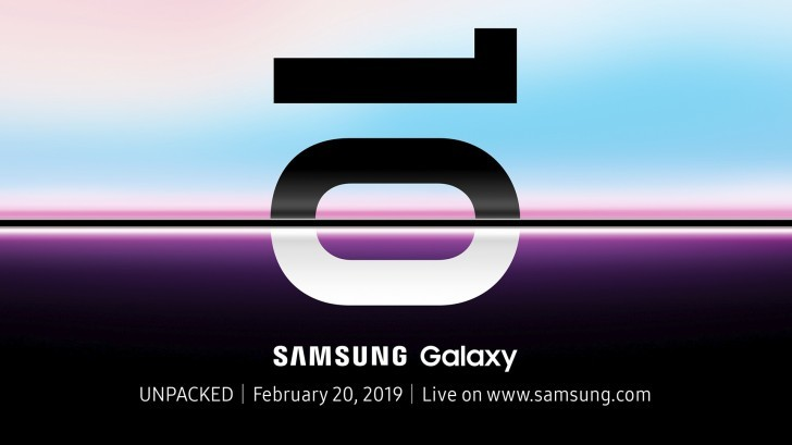 The Samsung Galaxy S10 already have a date of official submission: 20 February