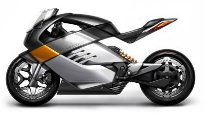 Prototipo futurista: Vectrix Superbike