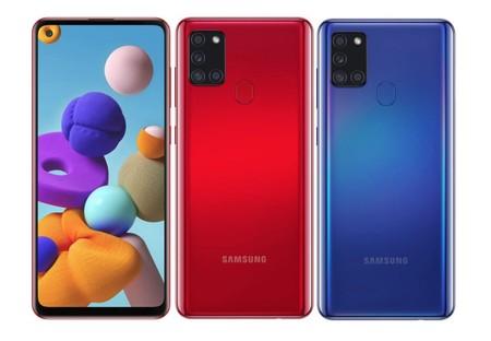 Samsung A21s Quito