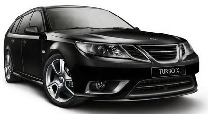 Saab Turbo X, galería de fotos y más información