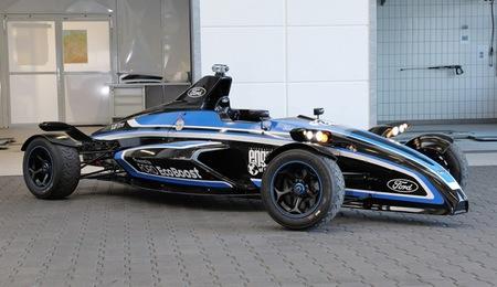 Ford podría vender una edición limitada matriculable de su Fórmula Ford