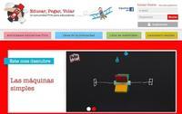"""""""Educar, pegar, volar"""" de Pritt: nueva web con recursos para la educación artística"""